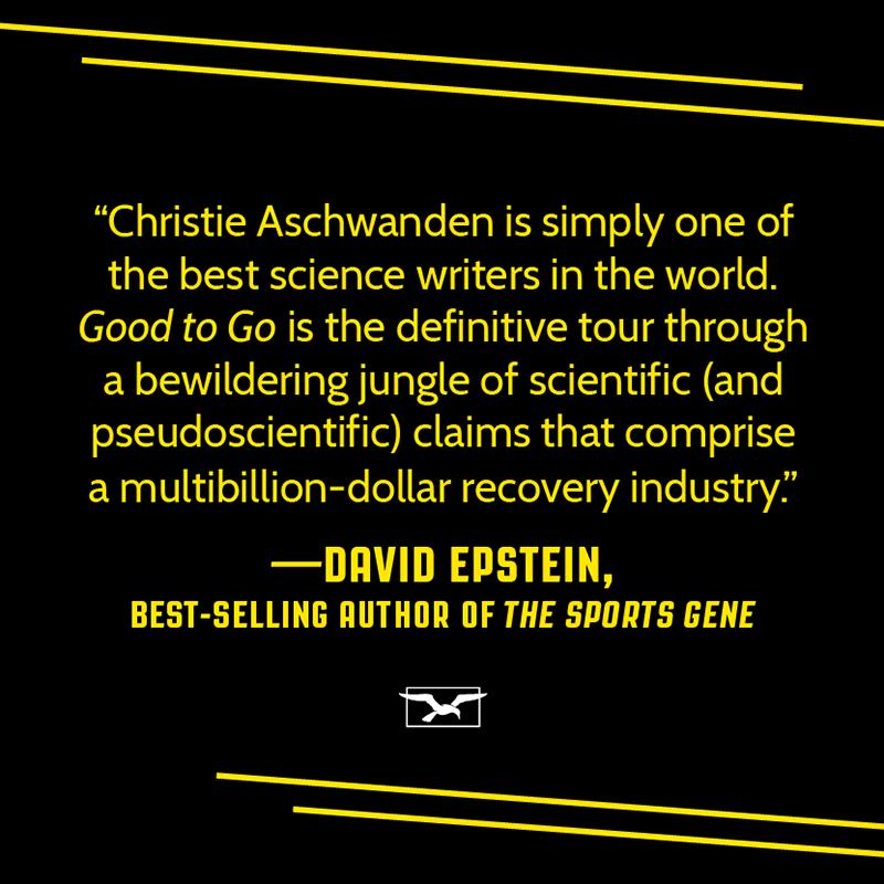 Books – Christie Aschwanden